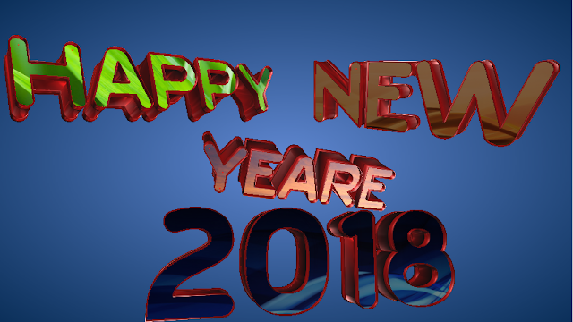 Happy year 2018