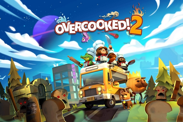 Overcooked! 2 e Hell is Other Demons estão gratuitos na Epic Games Store
