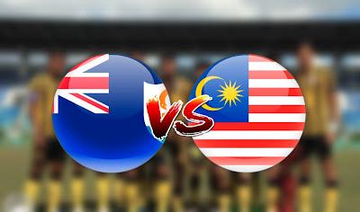 Live Streaming Australia vs Malaysia AFF B-18 13.8.2019