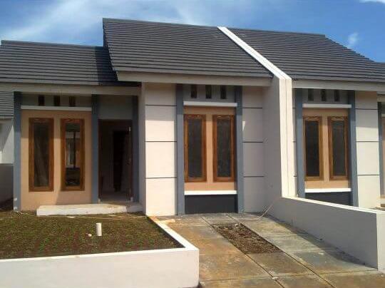 gambar teras rumah type 36 minimalis
