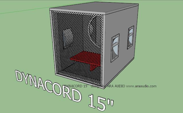 Mengetahui Karakter Suara Box Dynacord 18 Inch dan 15 Inch