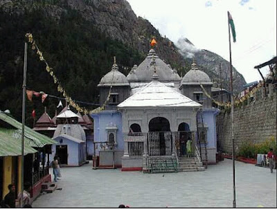 Gangotri Temple History In hindi
