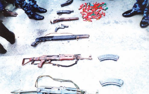 armed robbery gang lagos