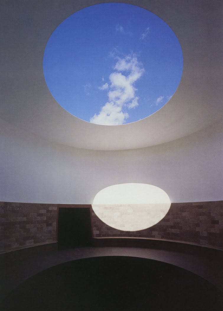 Earthworks: Grounded In Art: James Turrell: Roden Crater