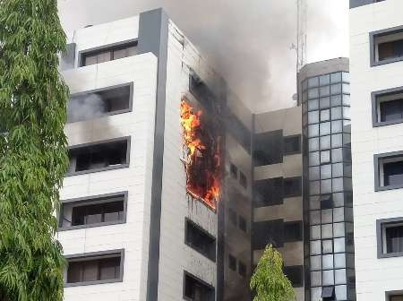 Clem Agba: Fire Didn't Destroy any Record at Accountant-General's oOfice