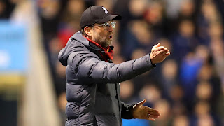 Klopp: I won't manage FA Cup replay