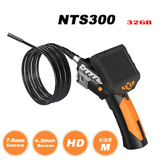 Camera Borescope Teslong NTS-300 @082112325856