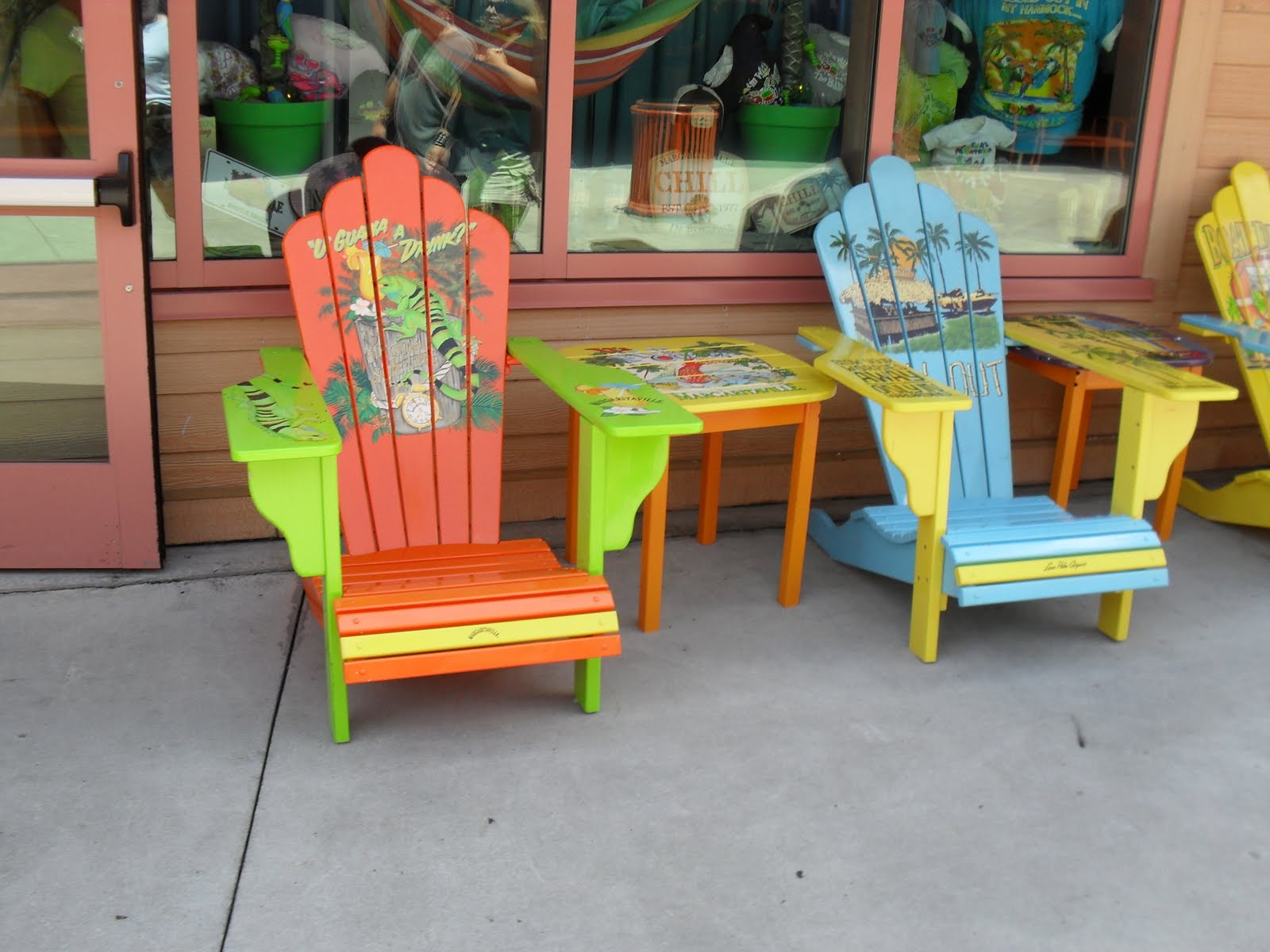 Margaritaville Adirondack Chairs Myfwbs Wasting Away Again In Margaritaville Broadway At