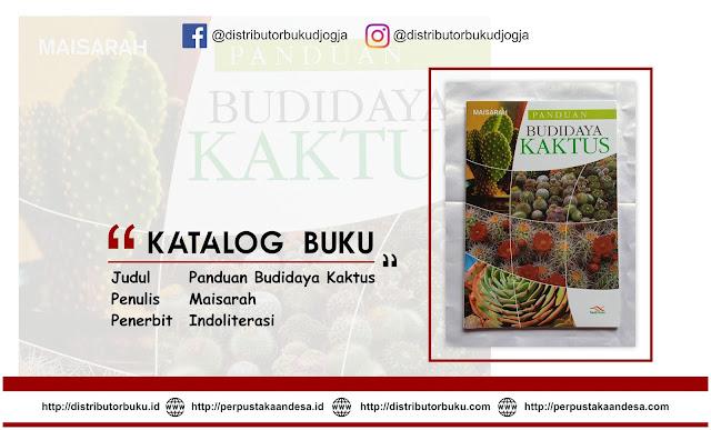 Panduan Budidaya Kaktus