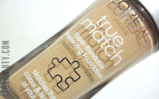 L'Oréal Paris, True Match Super-Blendable Perfecting Foundation