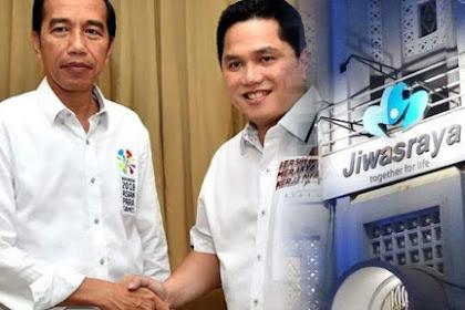 Megakorupsi Jiwasraya dan Dugaan Aliran Dana Pilpres 2019