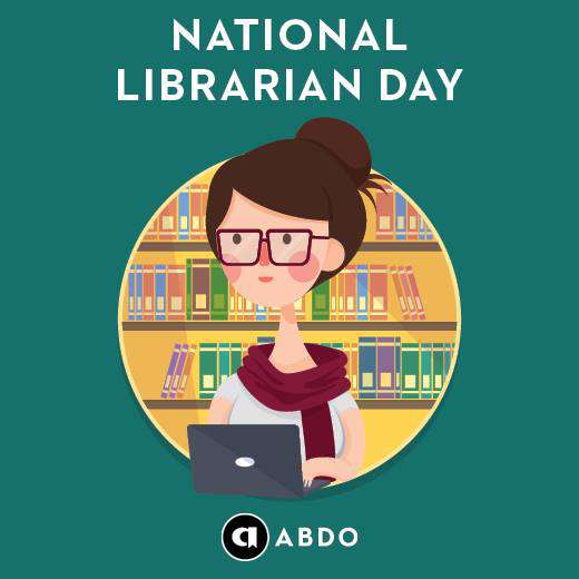National Librarian Day Wishes Photos