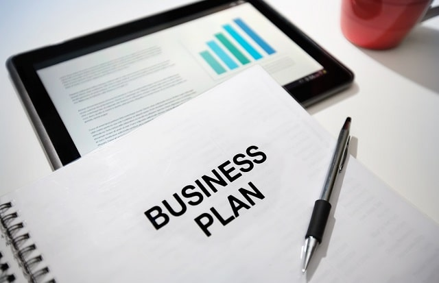 who can help writing business plan