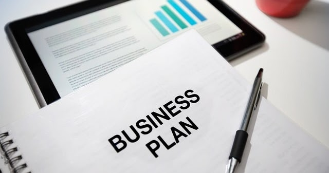 Apps to help you write a business plan