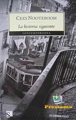 La Historia Siguiente, Cees Nooteboom