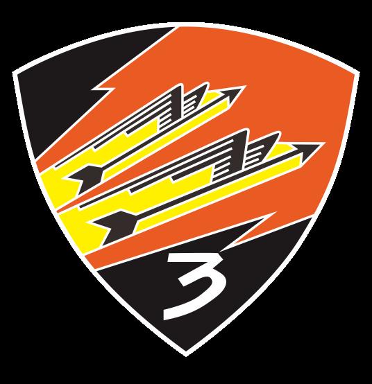 logo skadron 3