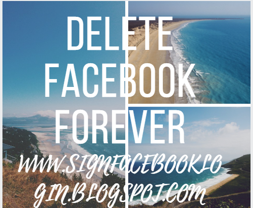 How To Delete Fb Forever