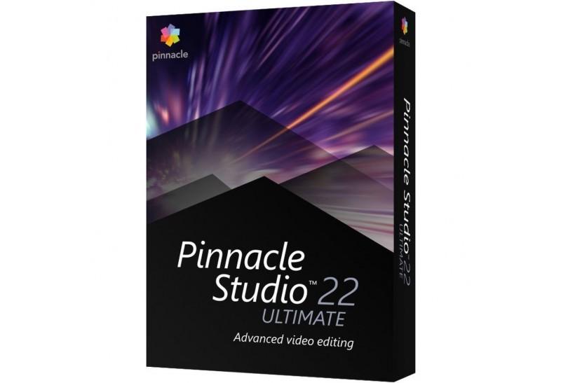 Pinnacle Studio Ultimate 22 Download Grátis