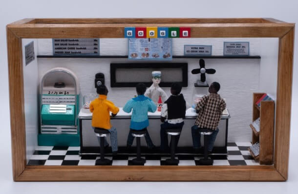 Anniversary of Greensboro sit-in