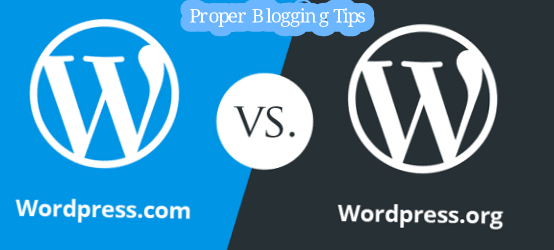 What Is The Difference Between WordPress.com and WordPress.org?