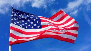 अमेरिका का राष्ट्रीय ध्वज