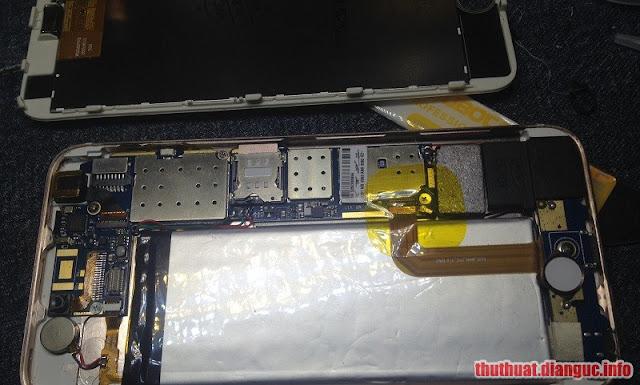 ROM cứu máy iPhone 6s Plus (MT6582) – Main s201 MB v001 và v003