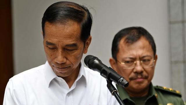 Jokowi Bilang Cuaca Panas Bikin Virus Corona Cepat Mati
