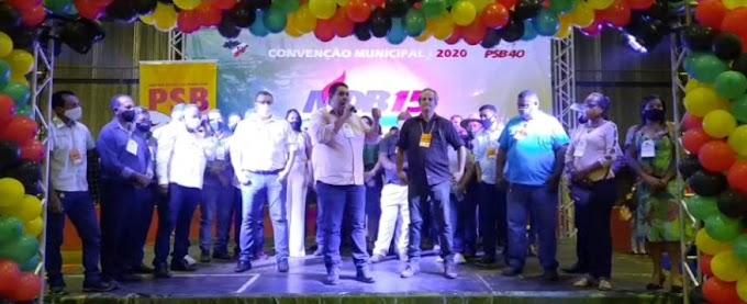 Kiko desiste de disputar eleição pelo PSB e declara apoio ao empresário Luiz Fernando que terá o vereador Marco Araújo como candidato a vice – prefeito em sua chapa