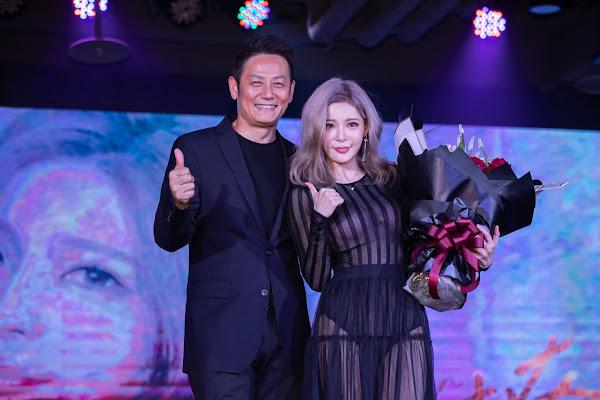 重量級嘉賓徐乃麟乃哥出席孟慶而發片記者會