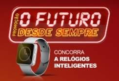 Cadastrar Promoção Texaco O Futuro Desde Sempre - Apple Watch Relógio Inteligente