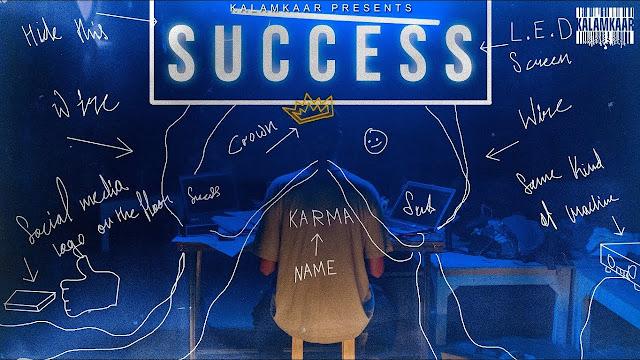 KARMA - SUCCESS SONG LYRICS | KALAMKAAR Lyrics Planet