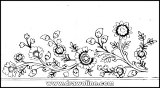embroidery borders images/saree border embroidery designs/easy hand embroidery border designs