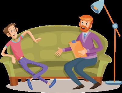 Diferenças entre psiquiatra, psicólogo, psicanalista, psicoterapeuta, terapeuta e terapeuta ocupacional.