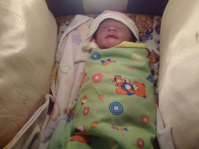 Heboh!!!! Warga Desa Sumber Mulia Temukan Bayi Laki-laki