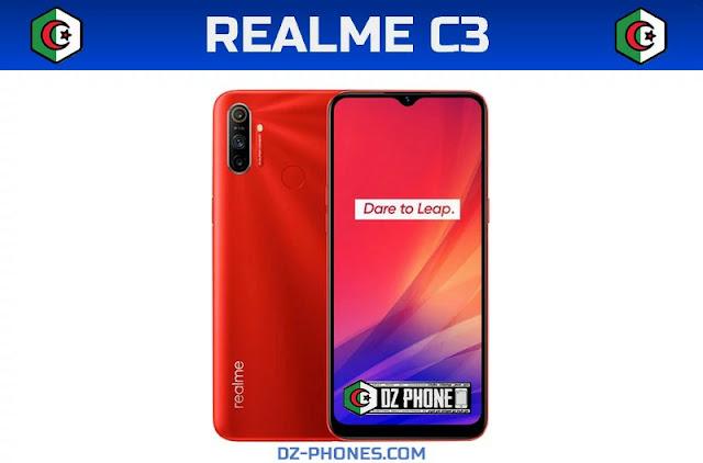سعر ريلمي c3 في الجزائر و مواصفات  Realme C3 Prix Algerie