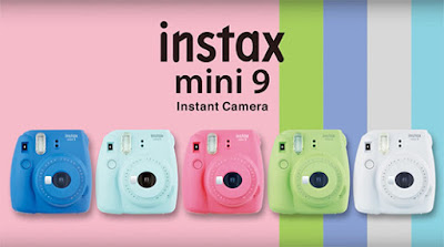 FujiFilm Instax Mini 9 Camera Review