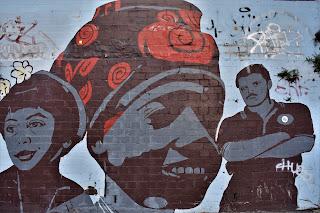 Burwood Street Art