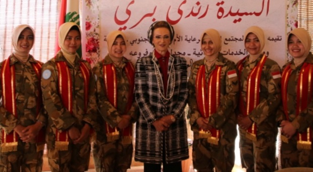 Satgas Indobatt Selenggarakan Peringatan Mother's Day di Lebanon