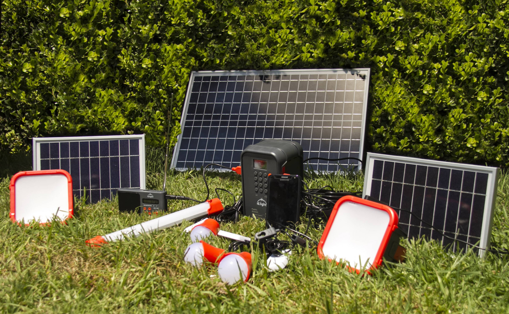 Achieve Argentina 's vision for solar energy with d.light #article