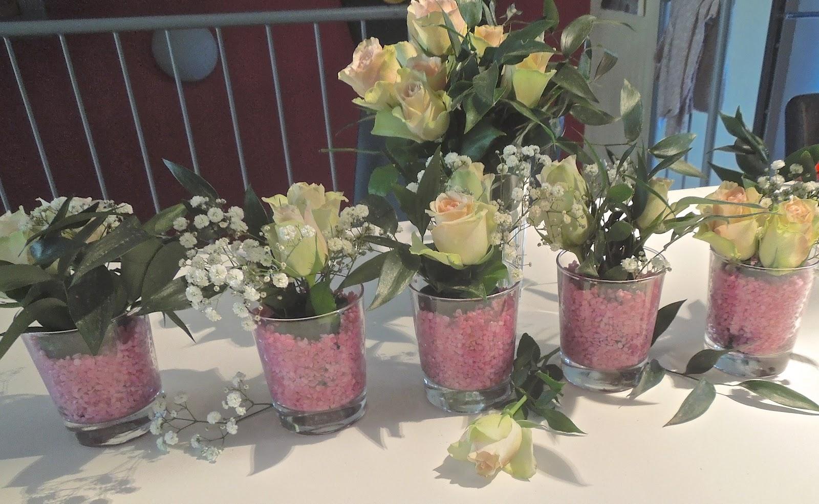Blumengesteck Taufe Selber Machen Bunter Stimmungsmacher