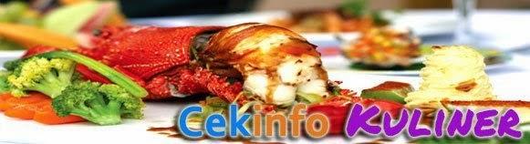 Cekinfo Kuliner