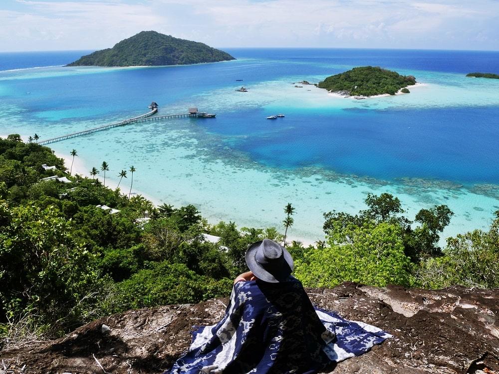 PULAU BAWAH RESERVE PRIVATE ISLAND ANAMBAS
