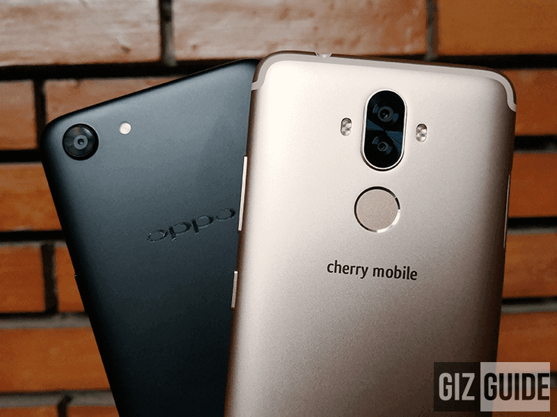OPPO A83 vs Cherry Mobile Flare S6 Plus - Quick Camera Comparison