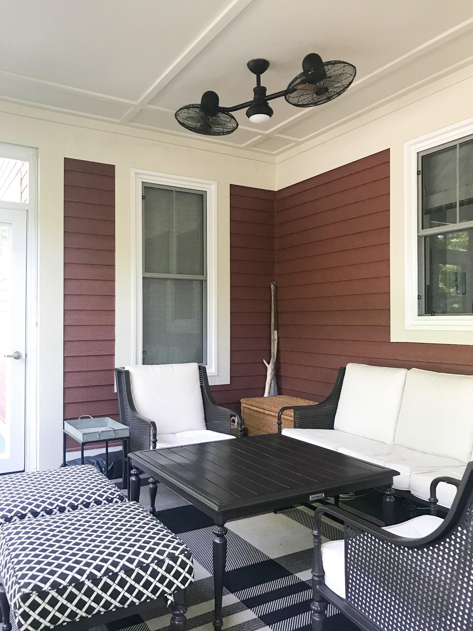 outdoor ceiling fan, outdoor porch fan
