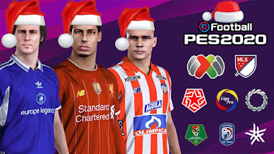 PES 2020 PS4 MiX Option File by AndrewPES