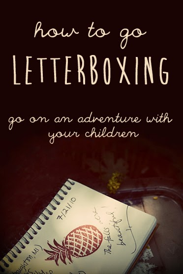 How to go Letterboxing