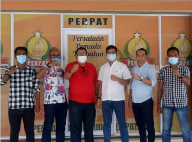 Saparuddin Muda Kukuhkan DPD Perpat Lingga