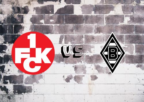 Kaiserslautern vs Borussia Mönchengladbach  Resumen