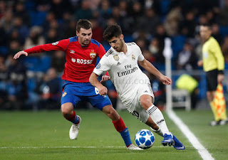 Cronica Real Madrid 0 CSKA 3: fin de la racha en fase de grupos