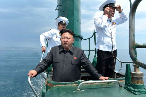 North Korea to deploy 'nuclear-capable submarine' in SLBMs missile plan
